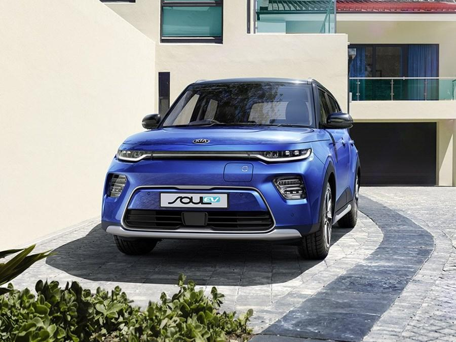 SOUL EV 'First Edition' 64 kWh lithium-ion 201bhp 1-speed auto