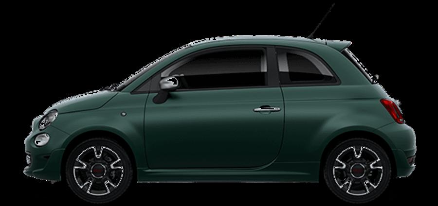 Fiat 500 1.0 Mild Hybrid Rock Star 3dr 2021
