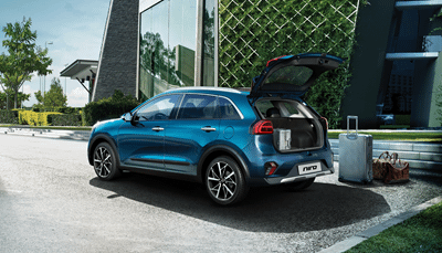 Niro Self-Charging Hybrid - Motability Offers