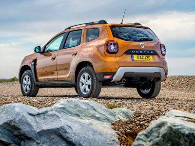 Duster - Motability Offers