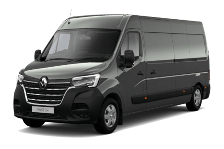 New Renault Master MM35 dci135 Business+