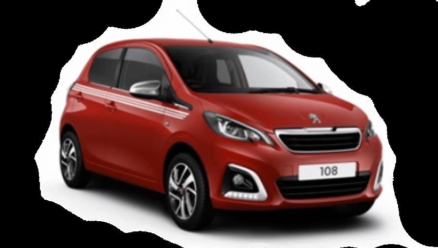 Peugeot 108 1.0l 72 S&S Collection 5dr