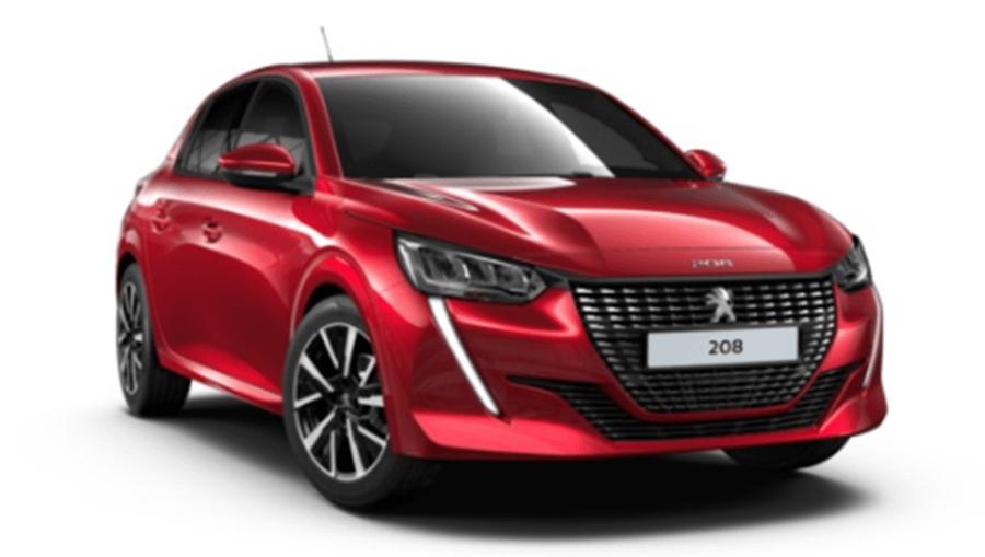 Peugeot Allure 208 1.2l PureTech 100 S&S