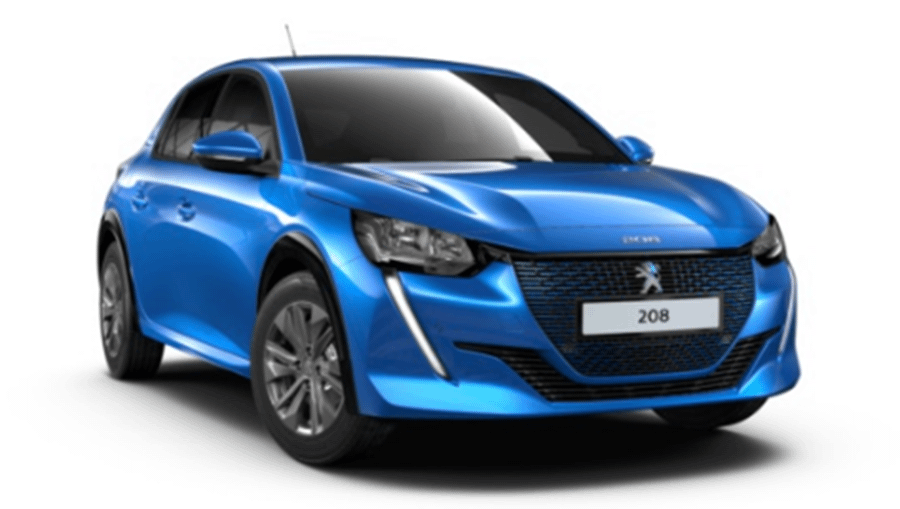 All-New Peugeot e-208 Allure Electric 50KWH 136