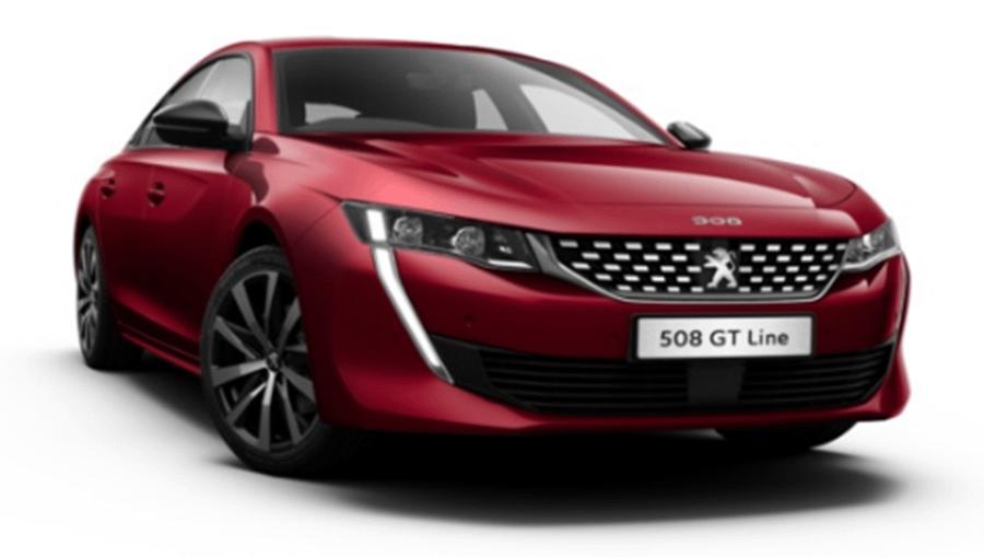 Peugeot 508 GT Line 1.5L BLUEHDI 130 S&S