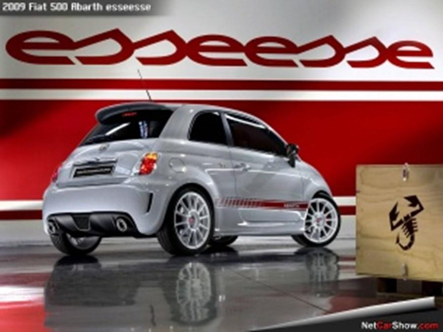 Abarth 595 1.4 Essessee 70th Anniversary Edition