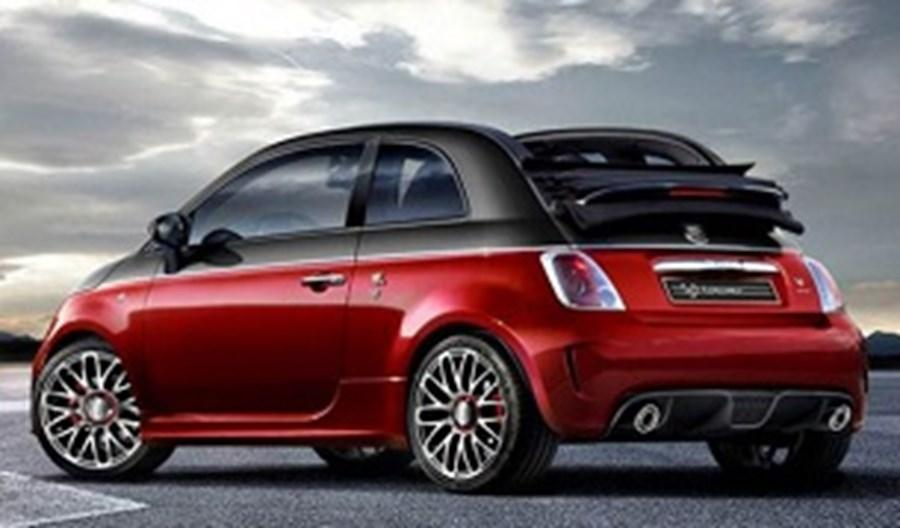 Abarth 595C Trofeo 160hp Special Edition