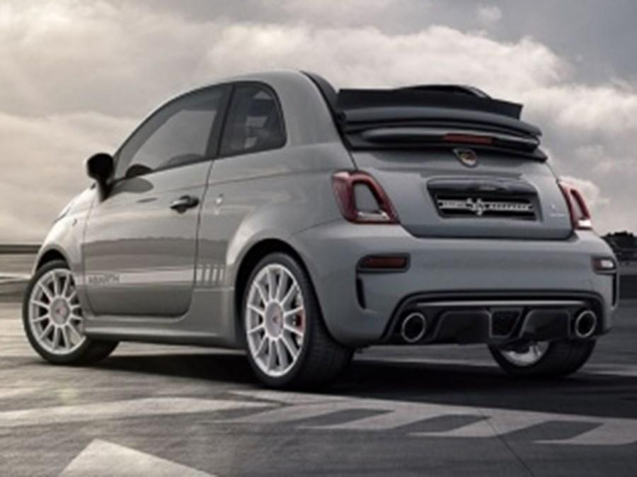 Abarth 595C Essessee 70th Anniversary Edition