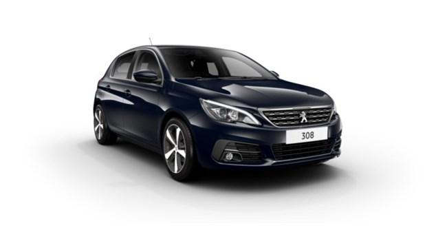 New Peugeot 308 at Sherwoods