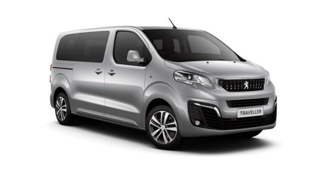 Peugeot Traveller at Sherwoods