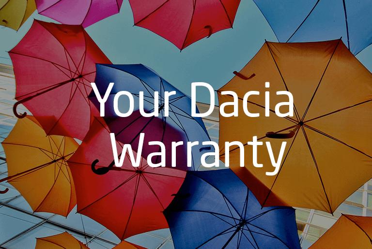 Dacia 3 Year Warranty