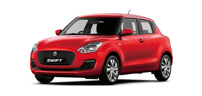 Swift Motability Offers at Sherwoods