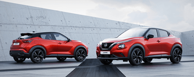 Nissan Next Generation Juke - Motability Offers