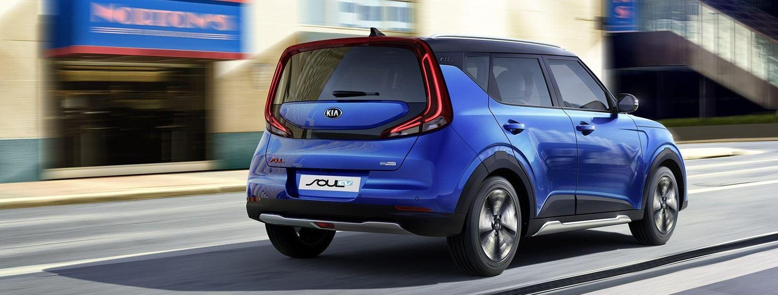 All-New Kia Soul EV