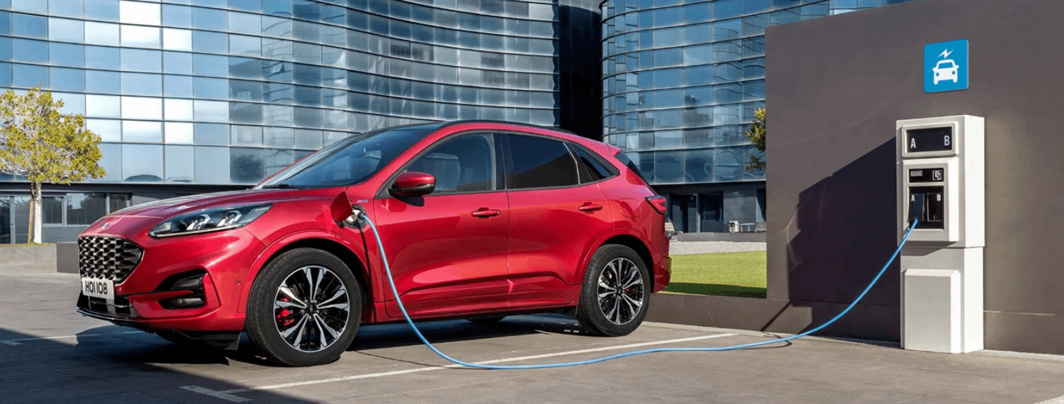 All-New Ford Kuga Plug-In Hybrid