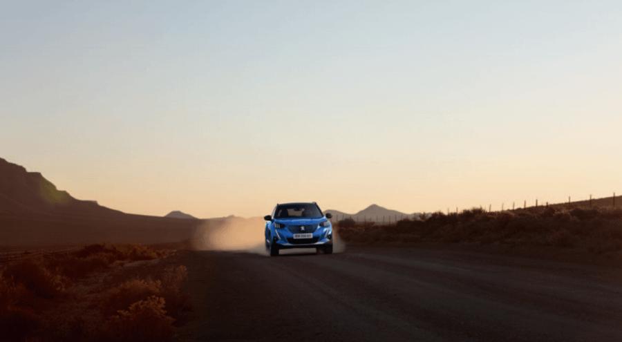 Peugeot e-2008 SUV
