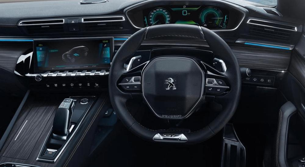 New Peugeot 508 Hybrid