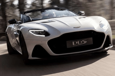 Stay Connected with Aston Martin