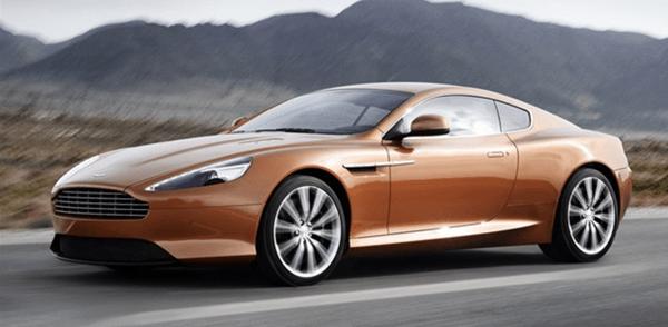 Aston Martin Virage Coupe