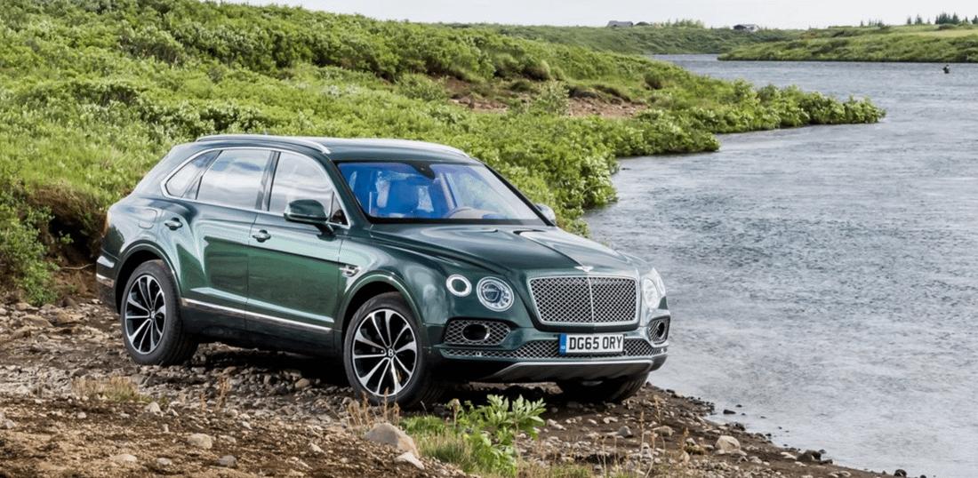 New Bentley Mulliner