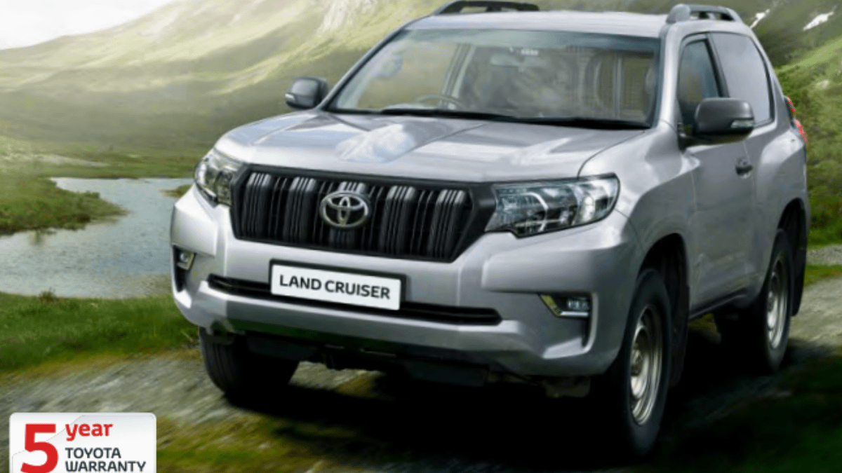 Land Cruiser Commercial