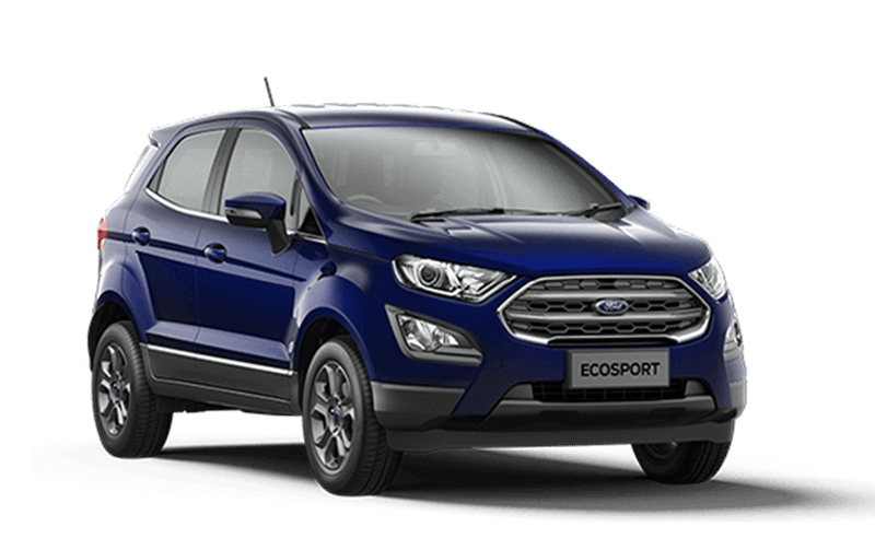 EcoSport From £45 Advance Payment