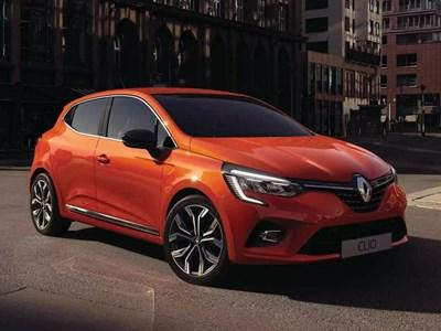 Renault Clio 4.9% Offers