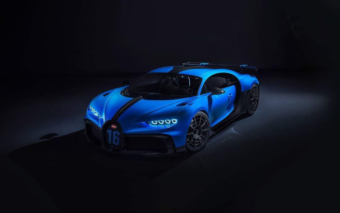 Bugatti Chrion Pur Sport