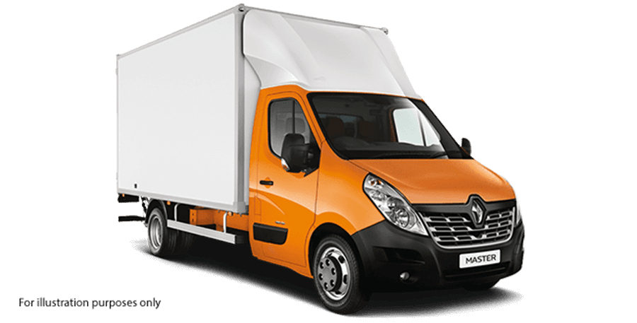 Renault Master Luton Box Van FWD 20M3 LL35 ENERGY dCi 145 BUSINESS