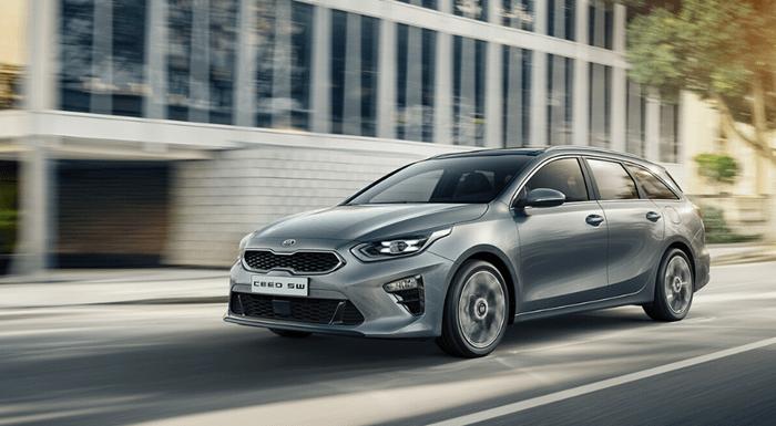 Kia Ceed Sportswagon Plug-In Hybrid from £379 per month