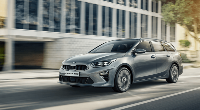 Kia Ceed Sportswagon Plug-In Hybrid from £379 per month