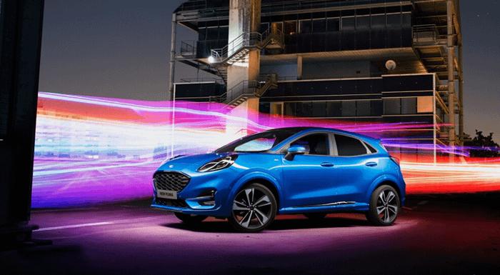 Ford Puma Motability Offer