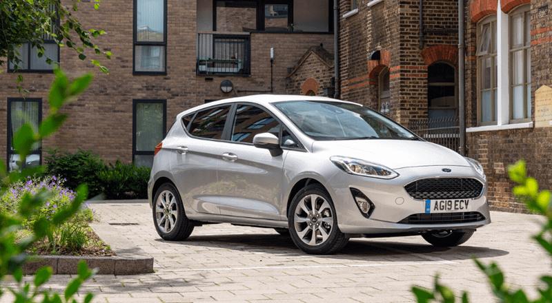 New Ford Fiesta EcoBoost Mild Hybrid
