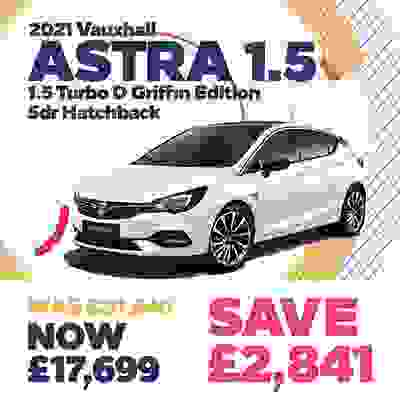 Limited Availability 2021 Astra Griffin