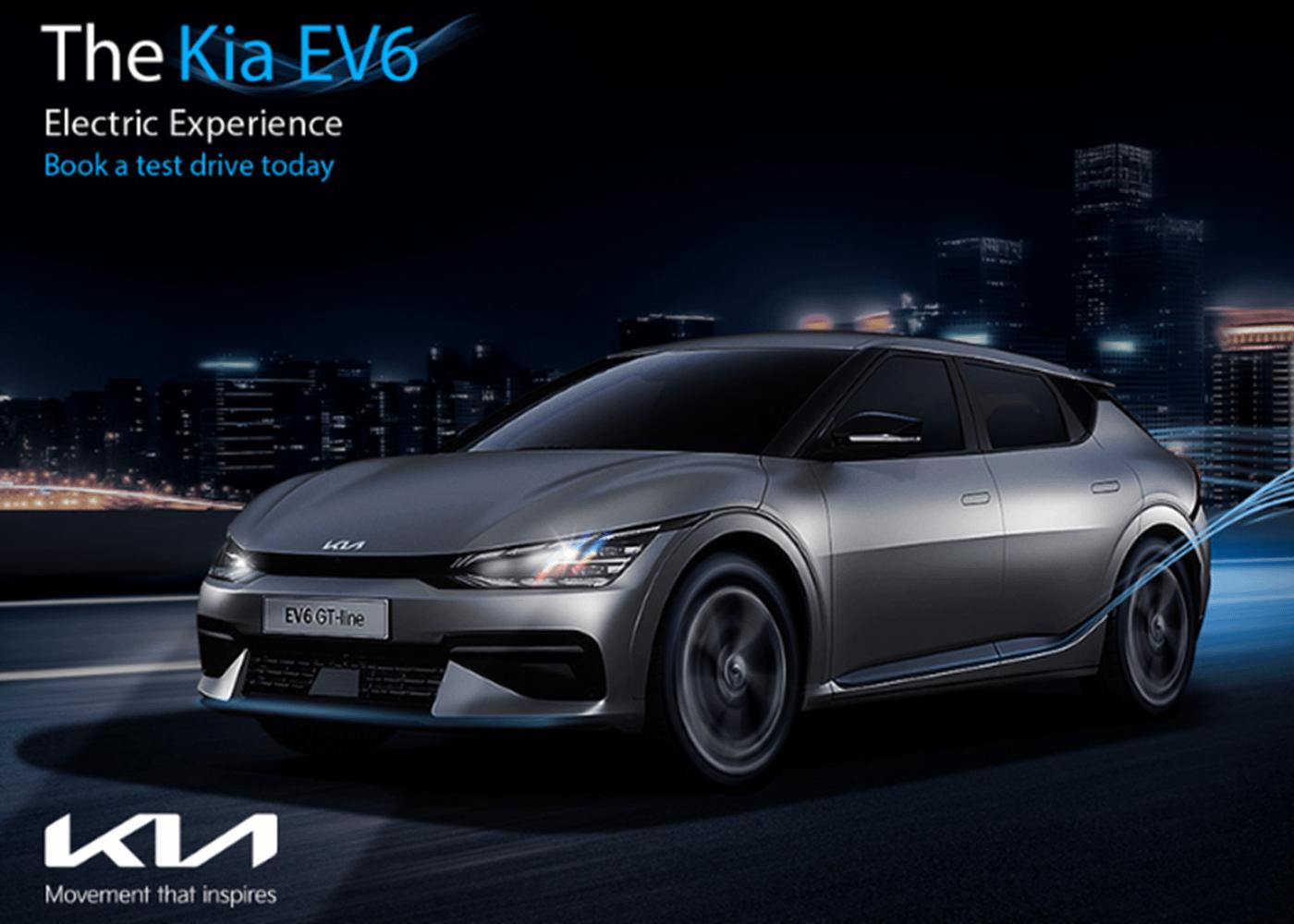 The New Kia EV6
