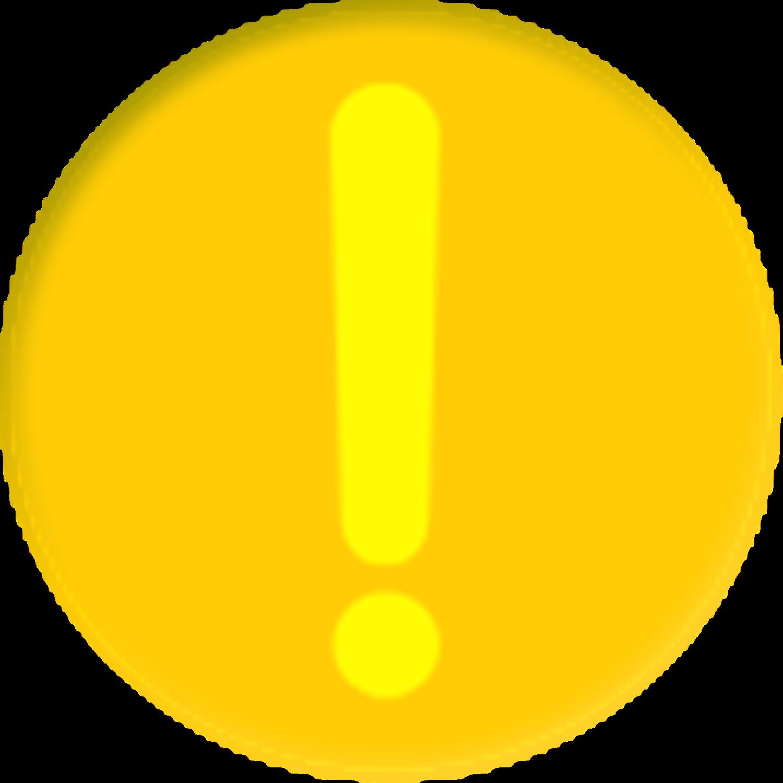 Amber warning light
