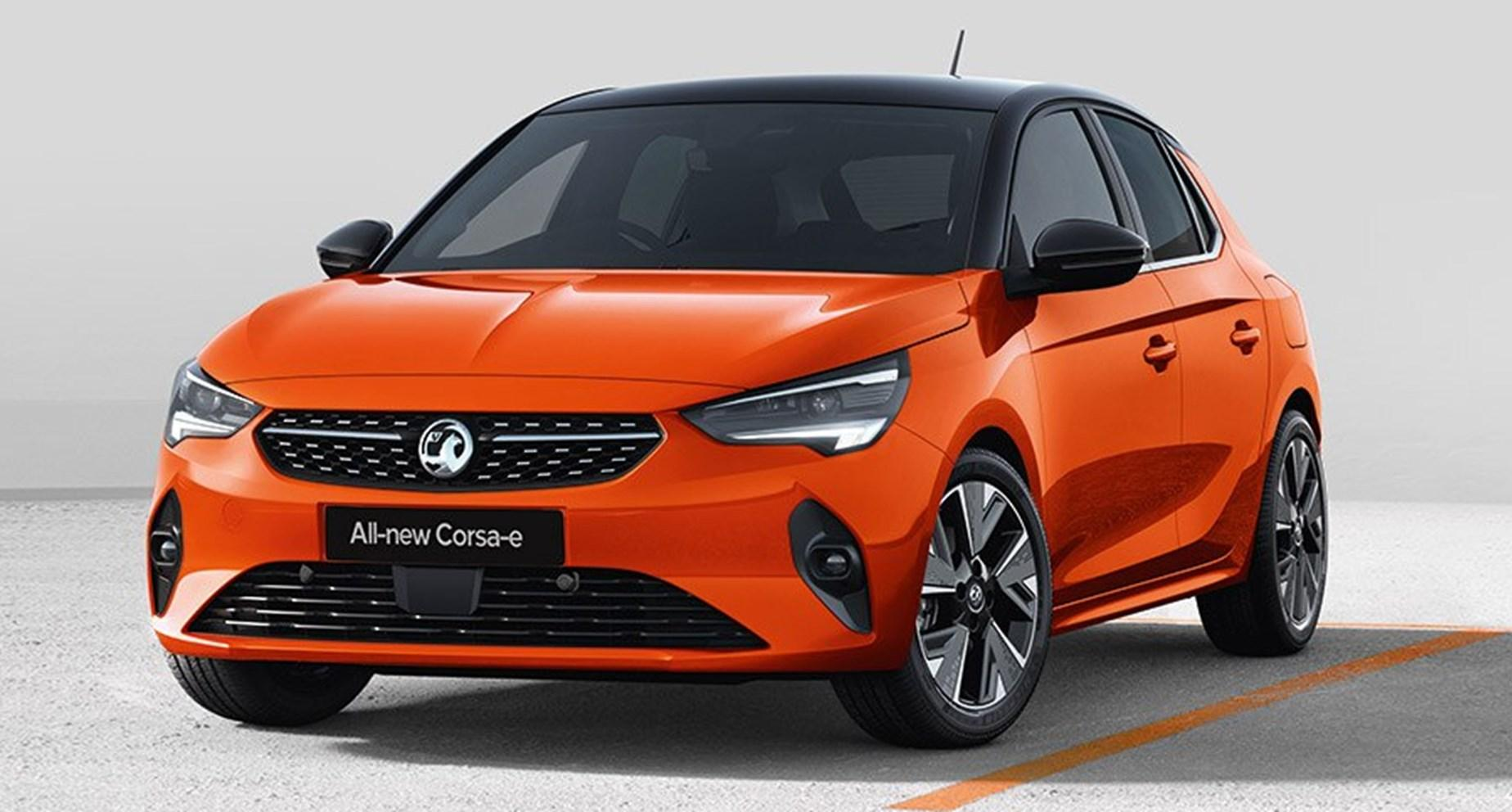 All-New Vauxhall Corsa