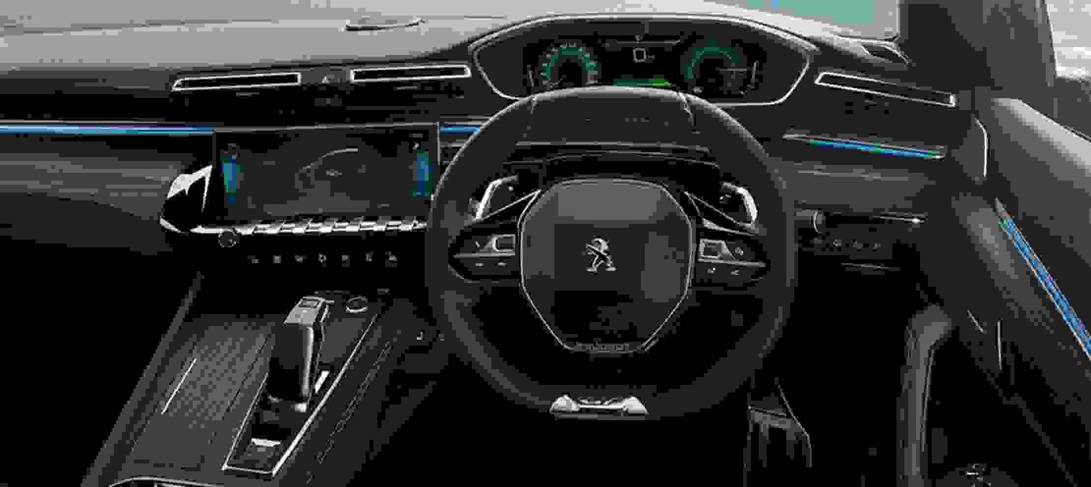 Peugeot 508 SW Hybrid
