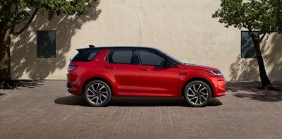 Discovery Sport Business Contract Hire Offer