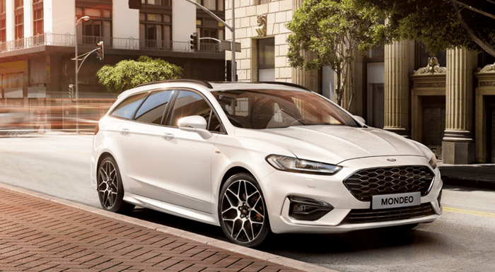 New Ford Mondeo Hybrid with 0% APR
