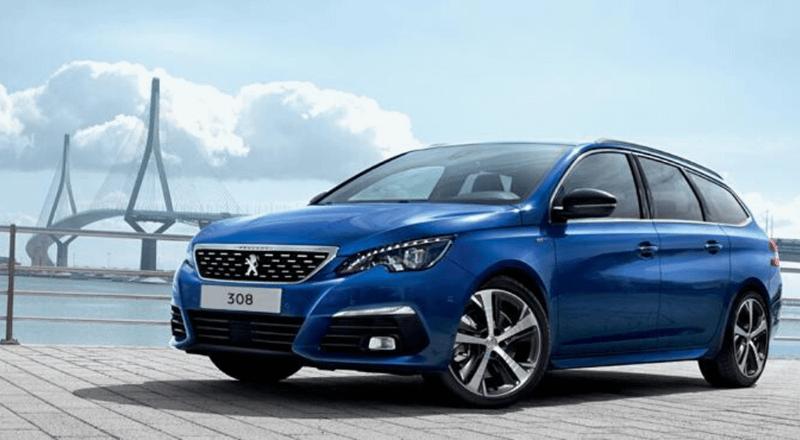 Peugeot 308 Sportswagon Offer