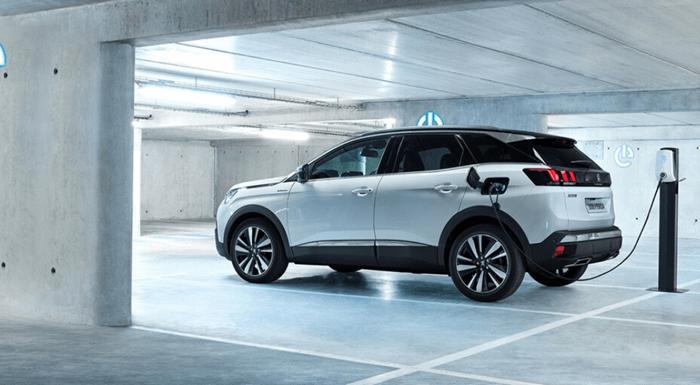 Peugeot 3008 SUV Hybrid Offer