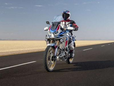 CRF1100L & Africa Twin Adventure Sports Offer
