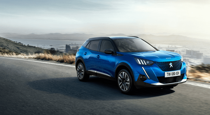 All-New Peugeot 2008 Business Offer