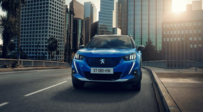 All-New Peugeot e-2008 Business Offer