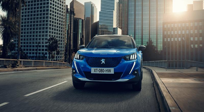 All-New Peugeot e-2008 Business Offer