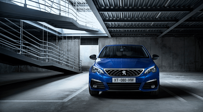 Peugeot 308 Business Offer