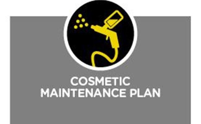 Cosmetic Maintenance Plan