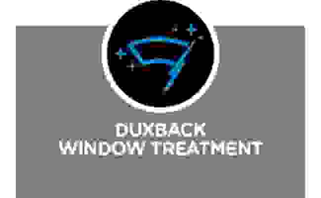 Duxback Window Treatment