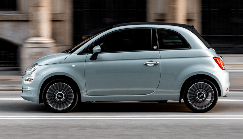 New Fiat 500 Hybrid South Wales Days Motor Group